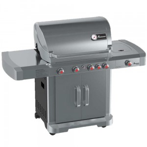 Grill gazowy Landmann New Avalon PTS+ 5,1