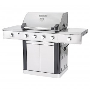 Grill na gaz Master Cook Platinum 600 Deluxe