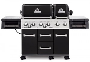 Grill gazowy Broil King Imperial XL Black 2018