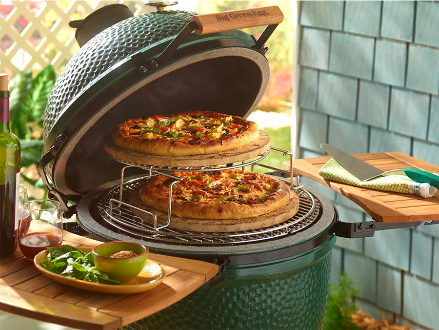 grill big green egg 2xl polgrill