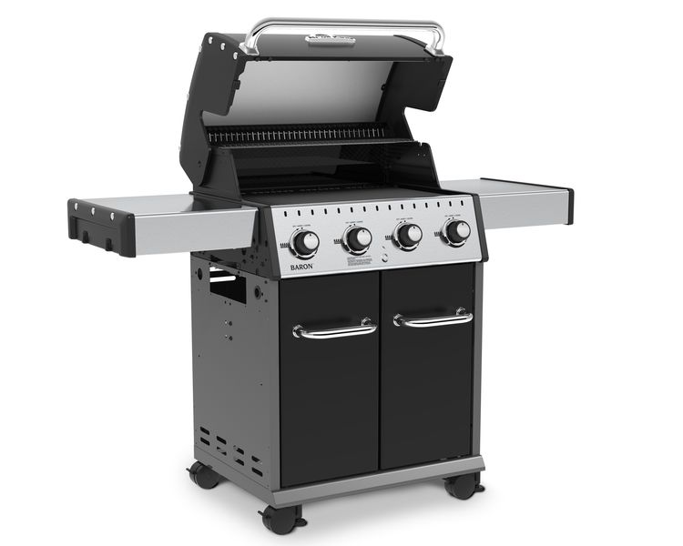 grill broil king baron 420 otwarty