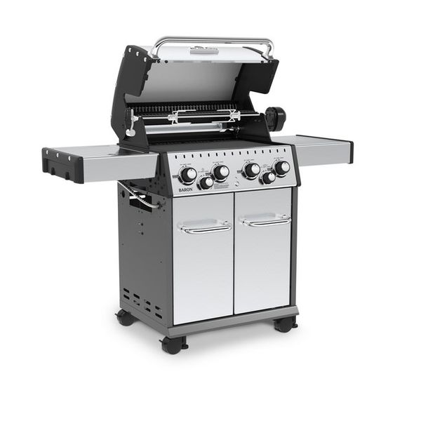 grill broil king baron s 490