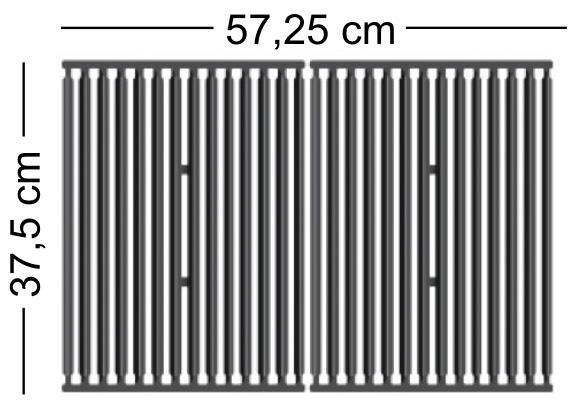 ruszt żeliwny broil king monarch 320-390-polgrill