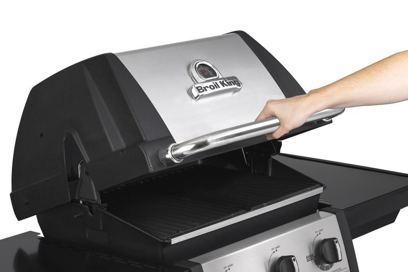 grill broil king monarch 340