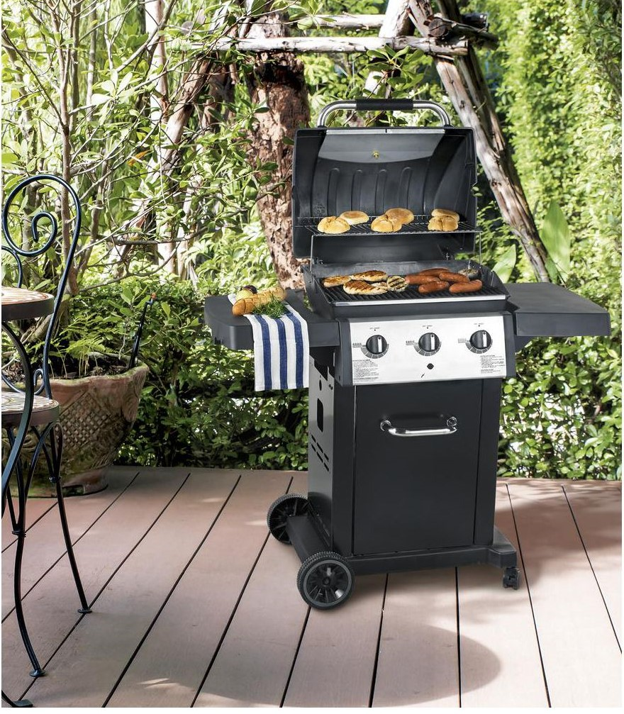 grill broil king royal 320 polgrill