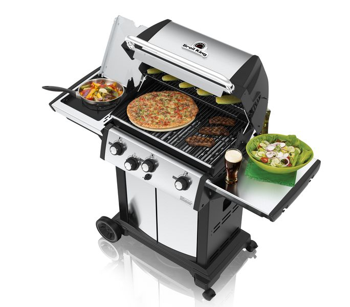 grill broil king signet 340