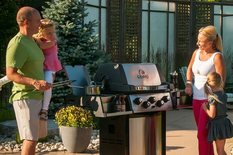 grill gazowy broil king sovereign 90 rodzinny grill