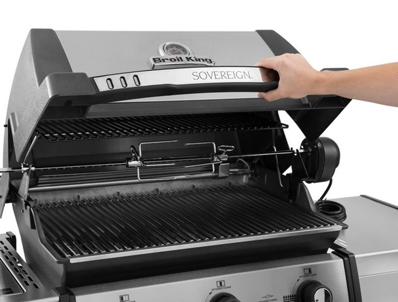 Sovereign 90 grill gazowy broil king