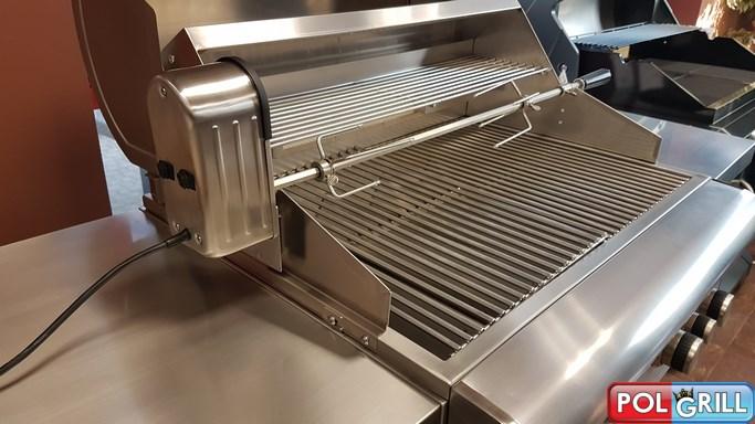 ruszt stalowy grill landmann ardor
