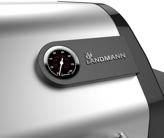 grill gazowy landmann triton pts 6,1