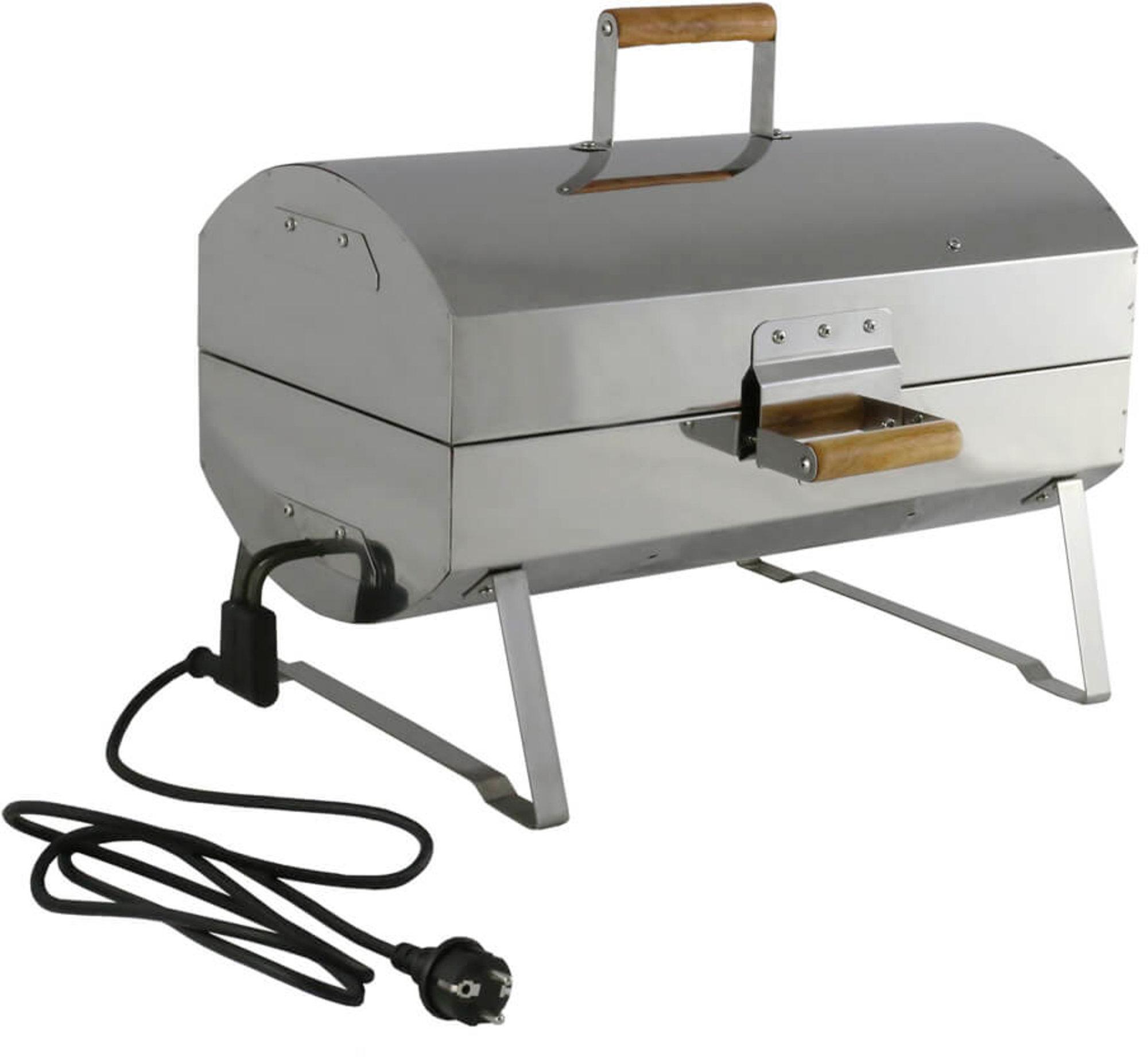 muurikka 120W grill wedzarnia