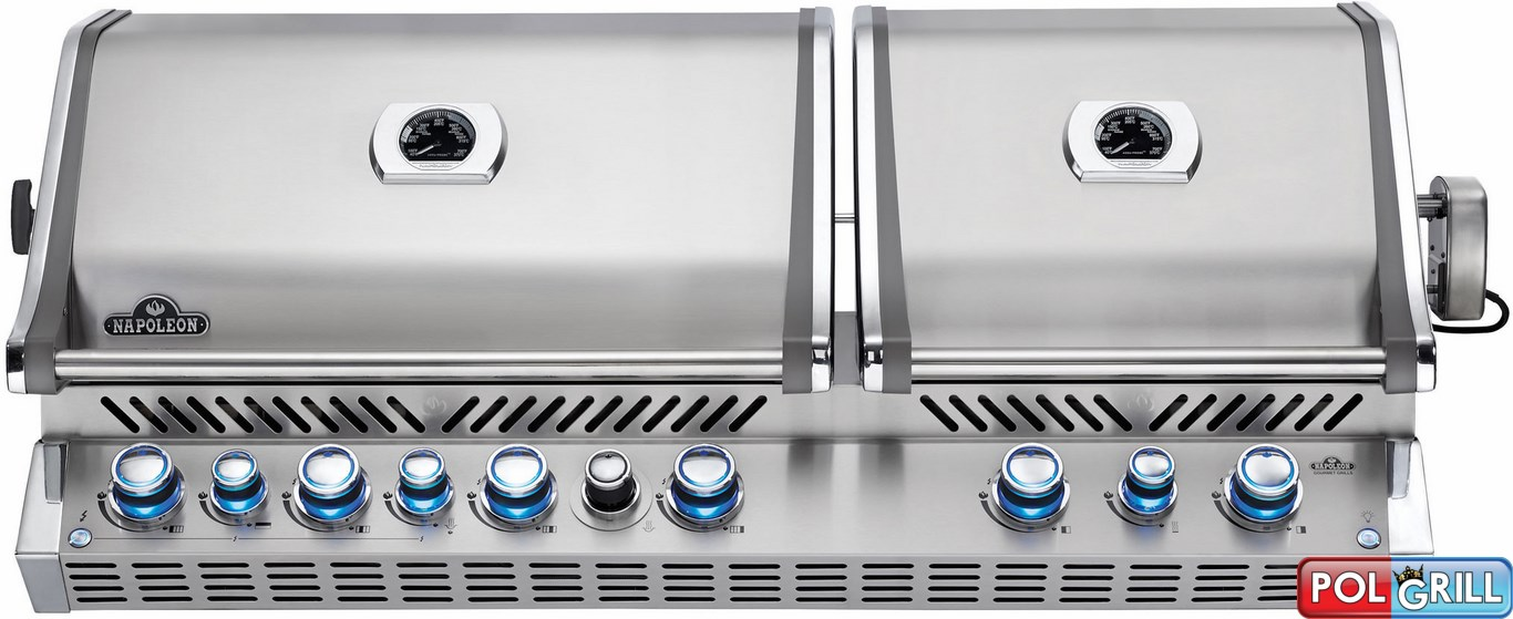 grill napoleon builit bipro 825