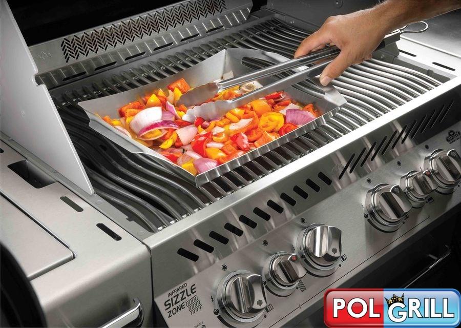 szczypce 55015_akcesoria do grillowania napoleon_polgrill
