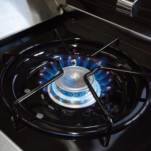 kuchenka boczna grilla Baron 440