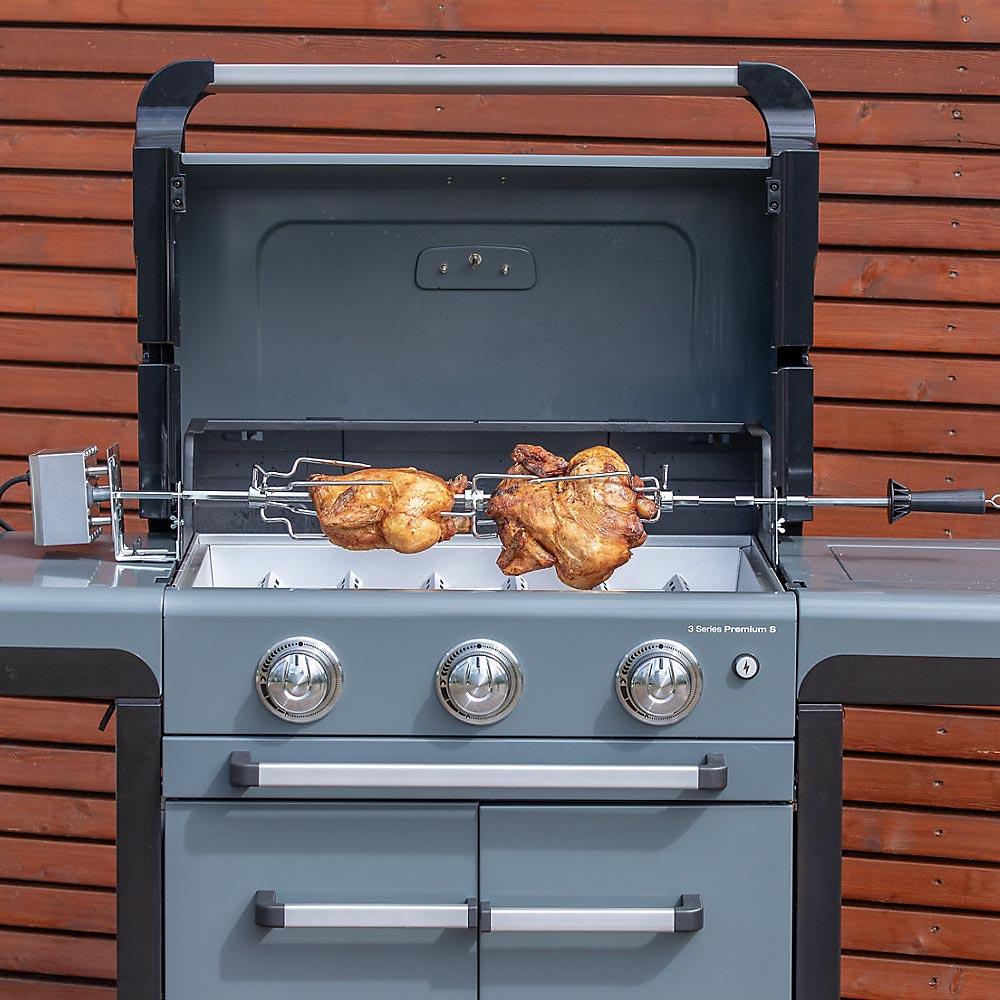 grill gazowy campingaz s3 premium polgrill