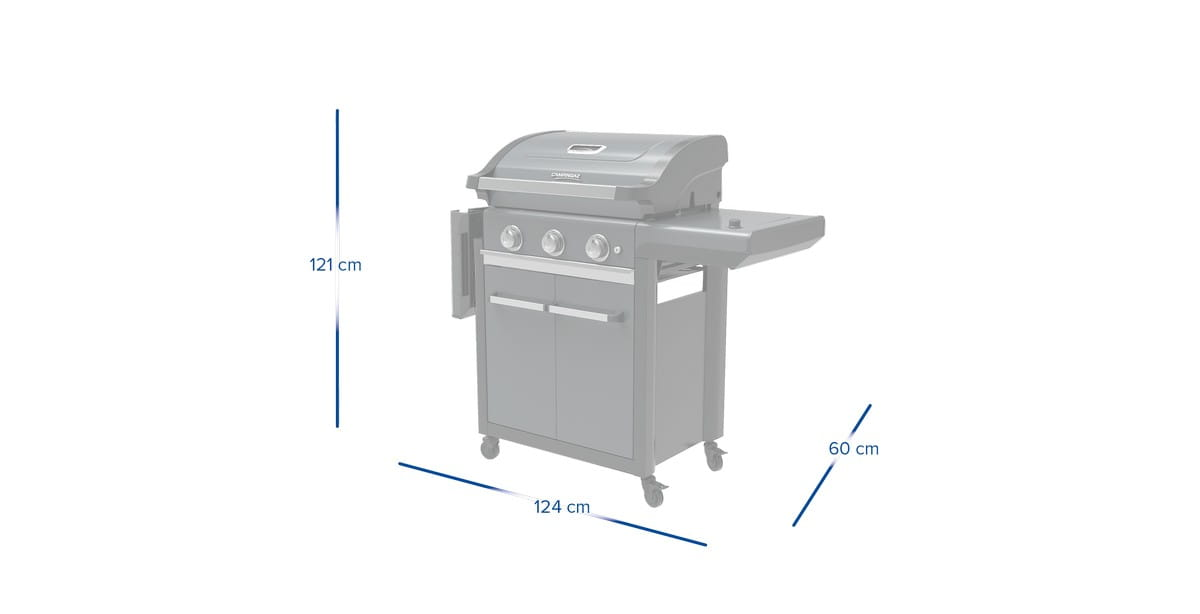 wymiary grilla premium s3 campingaz-polgrill