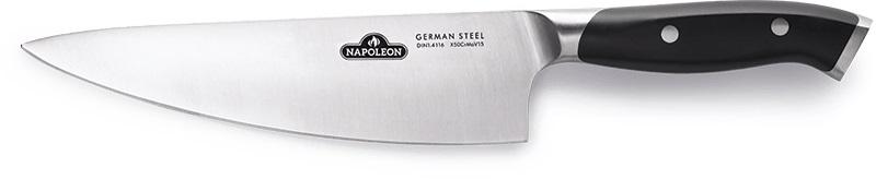 polgrill nóż szefa kuchni napoleon