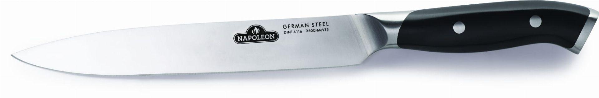 napoleon carver nóż polgrill dealer